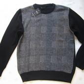 свитер жилет шерсть разные новый Турция р.M L
