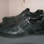 Фирменные туфли кроссовки мужские Hornet 42р., стелька 28,5 см Оригинал