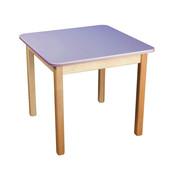 Цветный столики для детской, мдф+дерево, Финекс+, арт 022