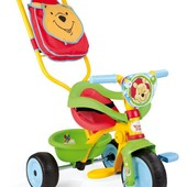 Велосипед трехколесный Be Move Confort Winne Smoby 444188