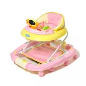 Ходунки Baby Tilly 9102 Pink