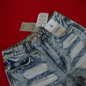 Рваные шорты Denim Co оригинал размер S