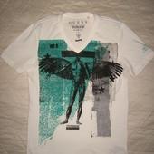 Красивая футболка Guess(оригинал) разм. XS-S