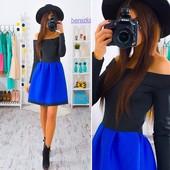 Класне платтячко розміри 42-52 різні кольори