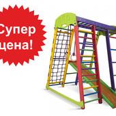 Sport Kroha classic спортивный уголок, игровой комплекс для деток