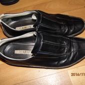 (№і163)кожаные мокасины 40-41 р Maripe