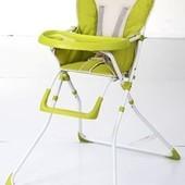 Детский стульчик для кормления Q01-Chair-5, зеленый