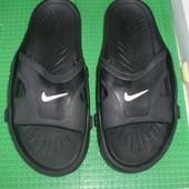 шлепки шлепанцы тапочки Nike (оригинал) р.7,25-26 см