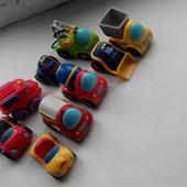 Маленькие машинки Chicco Tonka