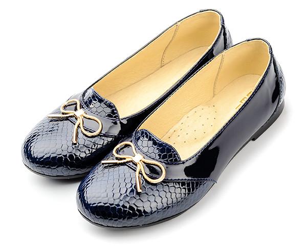 Кожаные туфли fess размеры 28-32. модель 028-1 фото №1