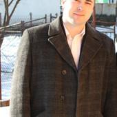 Зимнее пальто. Шерстяное. Состояние отличное!
