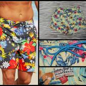 Крутые мужские пляжные шорты.