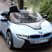 Детский электромобиль ji 168 rs-4 BMW i8 Автопокраска