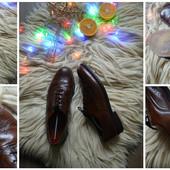 Отличные кожаные туфли 44 размер