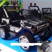Детский двухместный электромобиль S-618 ebrs-2,колеса eva, автопокраска