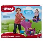 Ходунки-толкатель машинка Playskool США