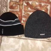 Лот 2 шапки.Уп 10 грн
