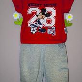 Комплект Спортивные штаны + Футболка 9-12 мес. Early Days