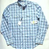 Рубашка Calvin Klein мужская размер  M-L