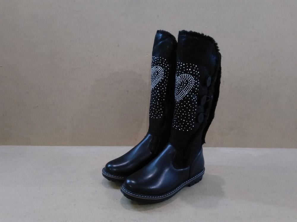44f7fcabe Зимние сапоги bessky для девочки подростка, цена 350 грн - купить ...