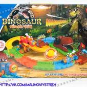Железная дорога Парк Юрского периода, Динозавр, 8083 JW, 44 деталей, тунель, мост