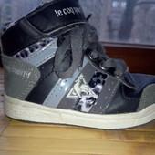 тёплые ботиночки, ботинки. кроссовки, хайтопы Lecoqsportif 14 см