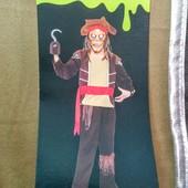Костюм пирата. Англия.