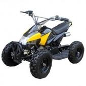 Детский квадроцикл HB-6 eatv 500-2-6 Profi желтый