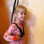 Вожжи ходунки для детей Lindam