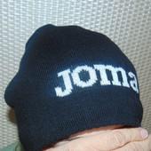 Фирменная спортивная зимняя шапочка шапка Joma.Унисекс .56-58