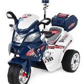 Детский мотоцикл Bambi JT 015-1-4