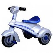 Детский электромобиль T-711 White мотороллер