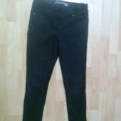 Фирменные джинсы скинни М