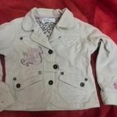 пиджак на девочку 104р