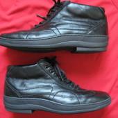 Digi (42, 27 см) кожаные деми ботинки мужские Италия