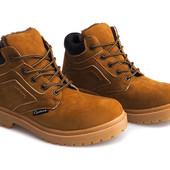 Зимние мужские ботинки  в наличии David