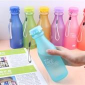 Небьющаяся Bpa Free бутылка для воды и др. напитков на отдыхе, фитнесе