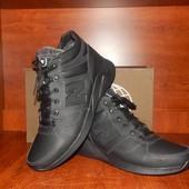 Мужские кожаные зимние ботинки New Balance 42р. Распродажа!