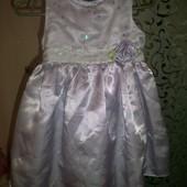 нарядное платье на 1-2 года morris mouse
