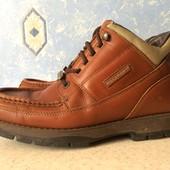 кожаные ботинки Rockport 39