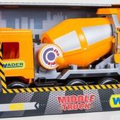 Бетономешалка Wader серии Middle truck 39311