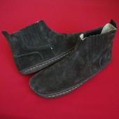 Ботинки Clarks Suede Deserts натур замша 43 размер