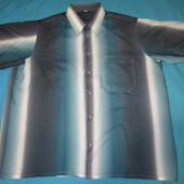 Рубашечка очень тоненькая в отличном состоянии, размер XL (43-44), Уп 10грн