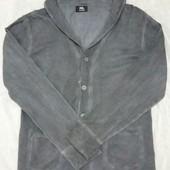 Махровая кофта , верх от пижамы  , Такко-тсм(германия), размер ХХЛ  - 54 размер