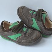 Ботинки кожа Clarks кол2015 г(22,5 размер)