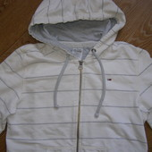 Tommy Hilfiger  кофта с капюшоном оригинал S-M-размер.