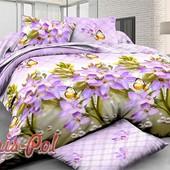 49851033 Постельное белье  Полиэстер 3D