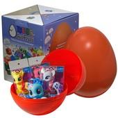 Огромные пластиковые яйца-сюрпризы с игрушками