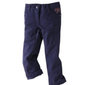 Джинсові штанішки відомого німецького виробника Lupilu )))