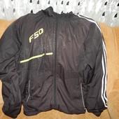 Спортивная кофта Adidas F50 размер 50-52